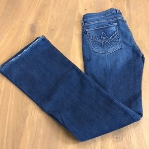 7 for all man kind 'A' pocket jeans
